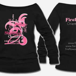 IN STOCK - Fireflow prints / clothing